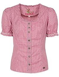 dfd28c993244 Michaelax-Fashion-Trade Spieth   Wensky - Karierte Damen Trachten Bluse in  Verschiedenen Farben