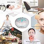 Diffusore-di-Aroma-550-ML-GeeRic-Ultrasuoni-Umidificatore-Purificatore-dAria-Diffusori-di-Oli-Profumati-Nebulizzator-per-Oli-Essenziali-con-7-colori-LED-Silenzioso-per-Yoga-SoggiornoSalaRegalo-Salute