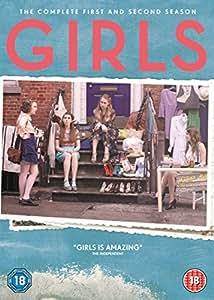 Girls - Season 1-2 [DVD] [2013]