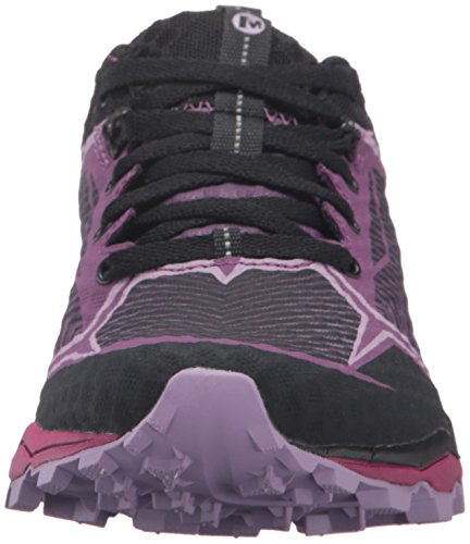 Merrell All Out Crush Shield Women's Chaussure De Course à Pied - AW16 Black/Purple