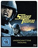 Starship Troopers - Limited Edition Steelbook [Blu-ray]