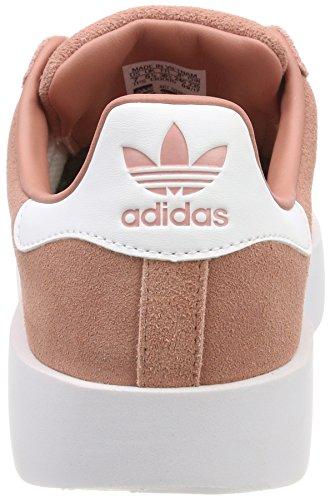 adidas Damen Superstar Bold W Gymnastikschuhe Pink (Ash Pink S15-st/ftwr White/gold Met.)