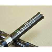 Professionell Bambus Flöte Xiao Instrument Chinesischen Shakuhachi Master Made 3Abschnitte