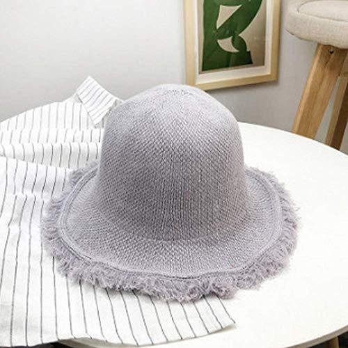 Von Kostüm Grau Schattierungen - YBX Reisesonnenschutzkappe Grau