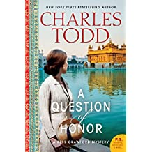 A Question of Honor: A Bess Crawford Mystery (Bess Crawford Mysteries, Band 5)