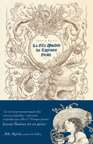 La fille maudite du capitaine pirate T01