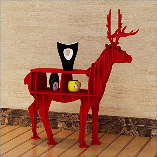 wszyd-piano-finestra-ornamenti-a-forma-di-libreria-scaffale-elk-animale-creativo-color-rosso-dimensi