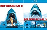 Der weisse Hai 2 + 3 Collection (2-Blu-ray)