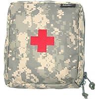 BE-X Modulare Tasche -Erste Hilfe-, faltbar mit Schlaufen, für MOLLE - UCP (ACU) preisvergleich bei billige-tabletten.eu