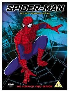 Spider-Man - The New Animated Series - Season 1 [DVD] [2004]