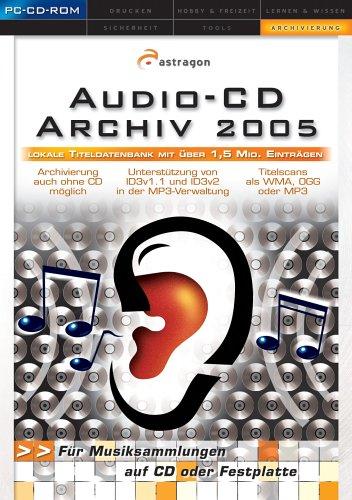 Audio-CD-Archiv 2005 / CD-ROM für Windows 2000/XP