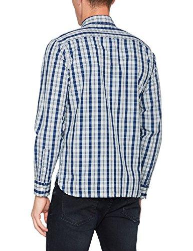Levi's Herren Freizeithemd Sunset 1 Pocket Blau (Boxwood Indigo 311)