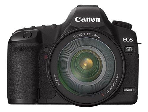 Canon EOS 5D Mark II + EF 24-105mm: 2764B020AA (Generalüberholt) Canon Eos 5d Mark Ii