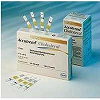 Accutrend Cholesterol, 5 St preisvergleich bei billige-tabletten.eu