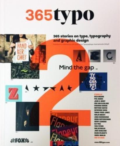 365 Typo Volume 2 par Collectif