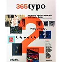 365typo : 365 stories on type, typography and graphic design Volume 2