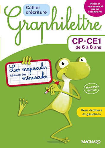 2017 Graphilettre CP CE1 par Claude Hebting