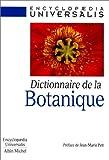 Dictionnaire de la botanique