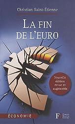 La fin de l'euro