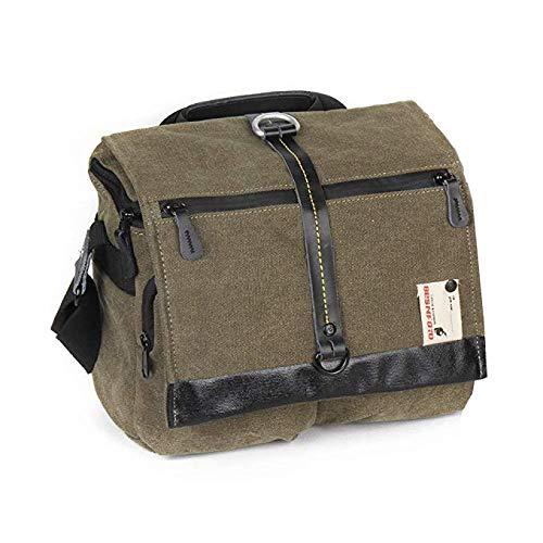 ZHAIFENGFENG1 Retro-Kamera Schultertasche Messenger Cross-Body Bag Fall für Kameras Lange Objektiv Pack verstellbar wasserdichte Canvas Tasche - Lange Kamera-objektive