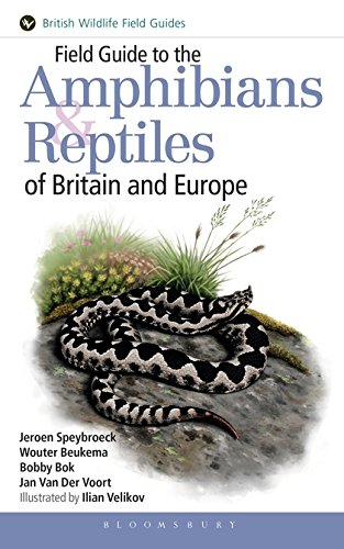 Field Guide to the Amphibians and Reptiles of Britain and Europe (Field Guides) por Jeroen Speybroeck