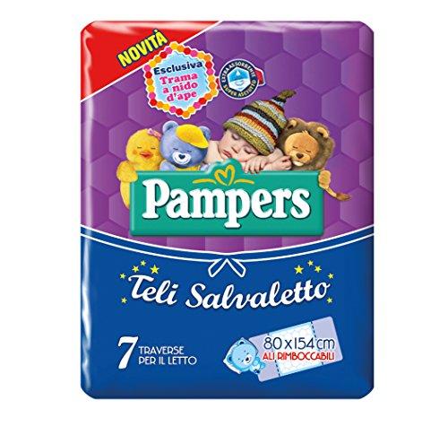 Pampers Teli Salvaletto - Pacco da 7 Pezzi