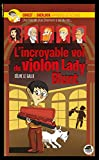 Ernest & Sherlock apprentis détectives, Tome 3 - L'incroyable vol du violon Lady Blunt