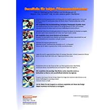 5 sheets of water slide decal paper transfer foil film A4 chiaro for inkjet printers - Water Slide Transfer