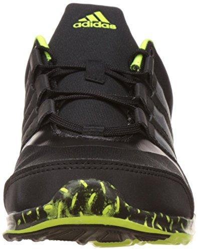 adidas Jungen Hyperfast 2.0 K Turnschuhe Black (Negbas / Hiemet / AMASOL)