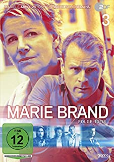 Marie Brand 3 - Folge 13-18 (3 Discs)