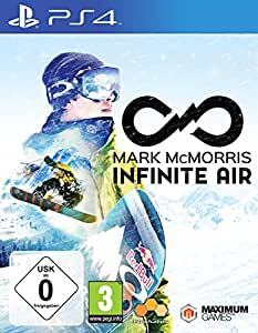 Mark McMorris Infinite Air - [Playstation 4]