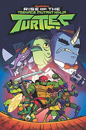 Rise of the TMNT: Sound Off! (Teenage Mutant Ninja Turtles: Rise of the TMNT: Sound Off!) (English Edition)