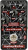 Aural Dream Valley Echo Digital Delay Guitar Effects Pedal with 3 models including Analog and QuadTap Echo effect True Bypass