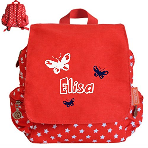bulbby-kindergartenrucksack-limited-edition-red-stars-mit-namen-butterfly