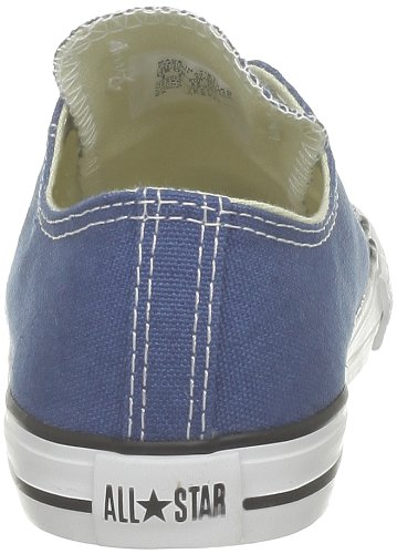 Converse Ctas Core Ox, Baskets mode mixte adulte Bleu (Bleu Foncé)