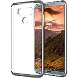 LG G6 Hülle von VRS Design [Crystal Bumper][Schwarz]