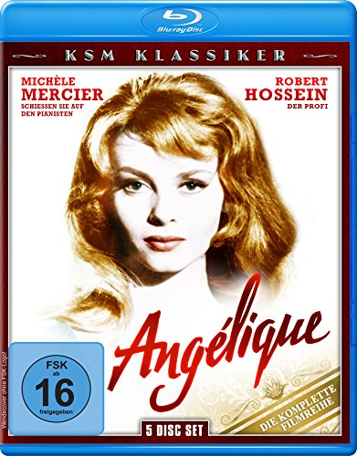 Bild von Angélique - Gesamtbox [Blu-ray]