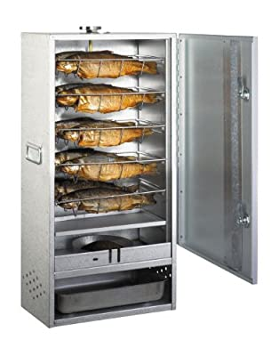 Electric Food Smoker Cabinet - Hot Smoker