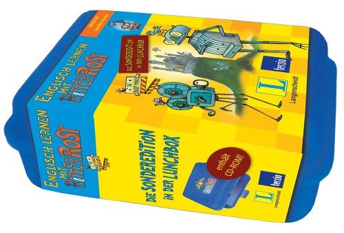 Preisvergleich Produktbild Englisch lernen mit Ritter Rost - Sonderedition in der Lunchbox