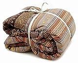 Bassetti Decke für Doppelbett, Granfoulard Cervino-Beige