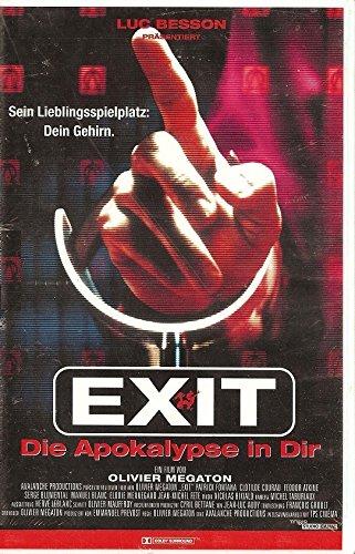 Preisvergleich Produktbild Exit - Die Apokalypse in Dir [Verleihversion] [VHS]