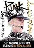 Generic Pink Hannover HDI-Arena Beautiful Trauma 2019 UK