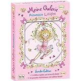 Prinzessin Lillifee - Meine Galerie - Motiv 2 (Tanzen/Schmücken&Schminken)