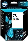 HP 78XL Farbe Original Druckerpatrone mit hoher Reichweite für HP Deskjet, HP Officejet, HP PSC