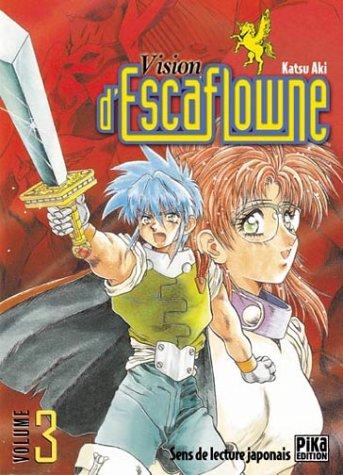 Vision d'Esclafowne, tome 3 par Aki Katsu