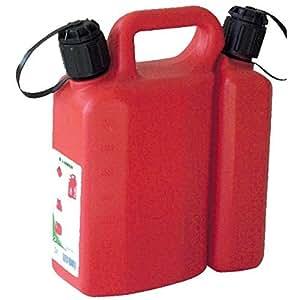 Jerrican Double usage 1,6 L et 4L homologué carburant