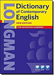 Longman Dictionary of Contemporary English Paper and DVD-ROM Pack