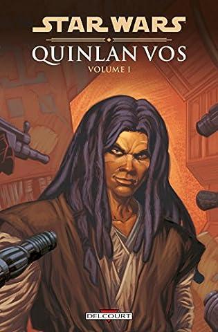 Star Wars - Quinlan Vos T1