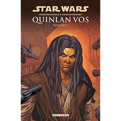 Star Wars - Quinlan Vos - Intégrale T01