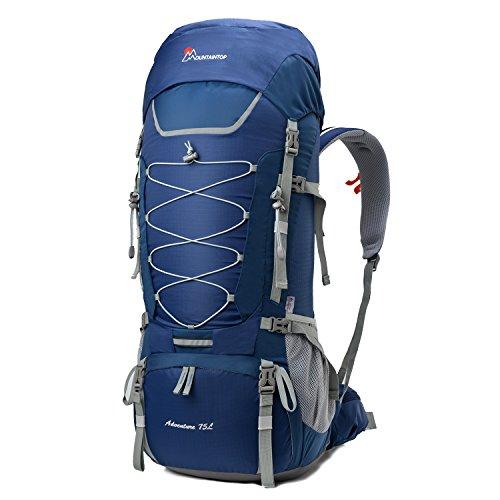 Mountaintop Erwachsene DSM6801baolanDE Rucksack, Blau, 31 x 25 x 76 cm